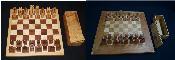 Jeux et tables en bois