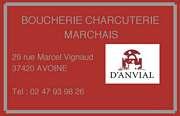 Boucherie Marchais
