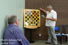 Chess café avec Jean-Luc Seret