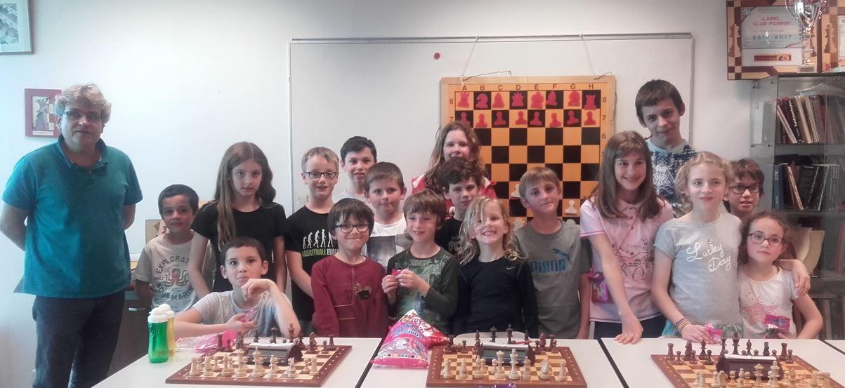 Groupe tournoi B